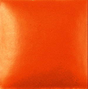 SN375 Neon Orange SN Duncan Satin Glazes - Seidenmatt Satin-Glasuren